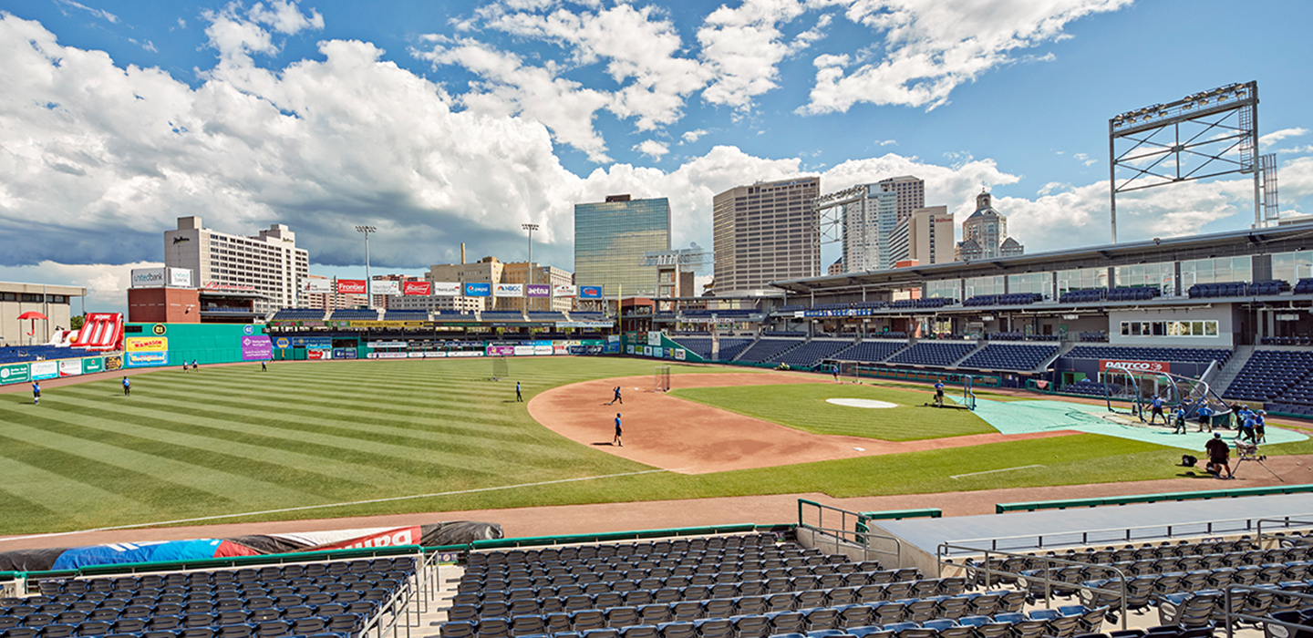 Full width image Dunkin Donuts Park 04