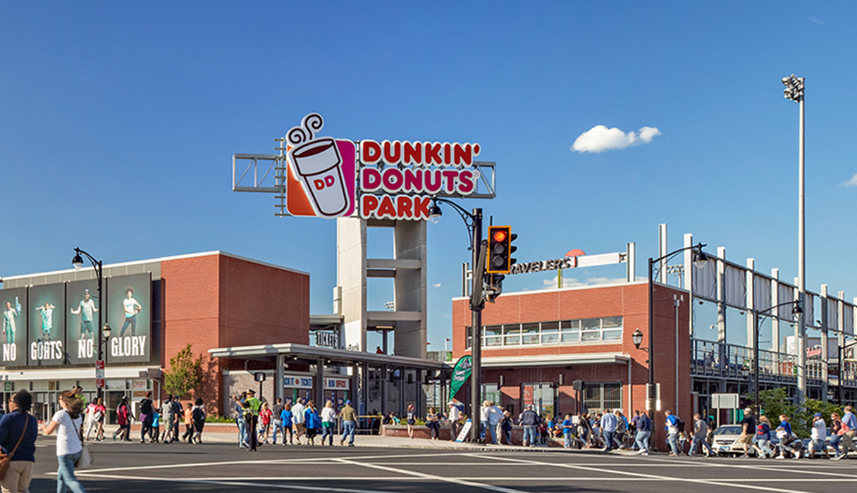 Inset image Dunkin Donuts Park 03